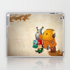 Magic Forest Gang! Laptop & iPad Skin