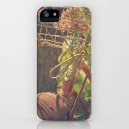 Ride Away With Me iPhone Case