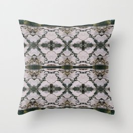 the Greenbelt I Throw Pillow