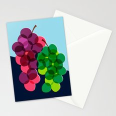 Grapes Stationery Cards