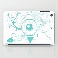 surrealism iPad Cases featuring Surrealism by Karen Trujillo