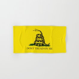 Gadsden Don't Tread On Me Flag, High Quality Hand & Bath Towel