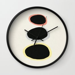 Voids Wall Clock