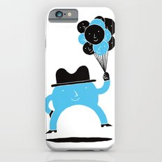 Blue-Boy Balloon iPhone 6s Slim Case