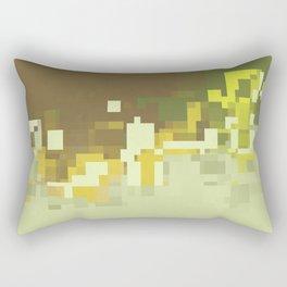 enclave 1 det Rectangular Pillow