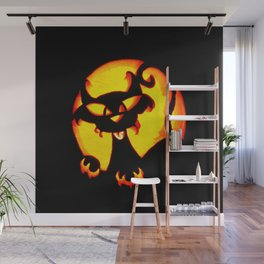 Halloween Trick or Treat Bag Wall Mural