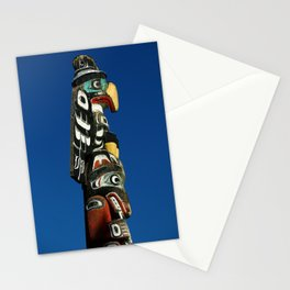 A Colorful Totem Stationery Cards