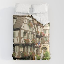 Alsace - Colmar Comforters