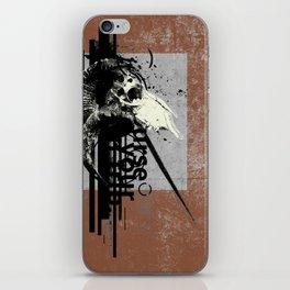 Many Grains of Salt iPhone Skin