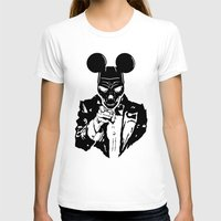 mickey T-shirts featuring Mickey by Spyck