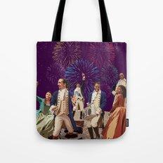Hamilton's Party  Tote Bag