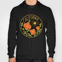 California Poppy Sun Hoody