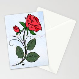 Bloom in Adversity Stationery Cards