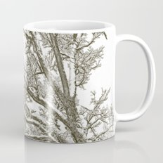 Foggy Winter Tree Mug