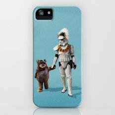Star Wars Buddies iPhone (5, 5s) Slim Case