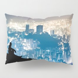 City Watcher Pillow Sham