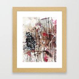 Jax yard: 1 Framed Art Print