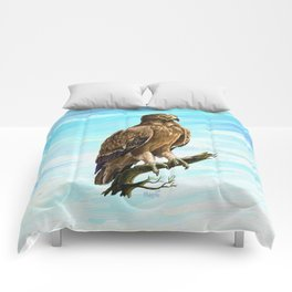 Wahlberg's Eagle Comforters
