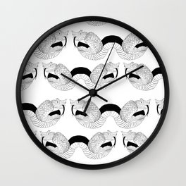 Jacob the snacob Wall Clock