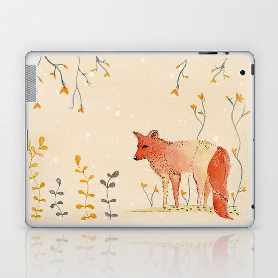 HOWL Laptop & iPad Skin