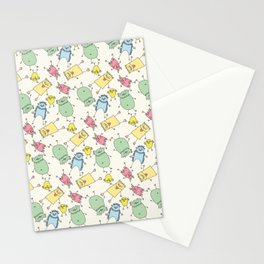 Katjas Kreaturen Stationery Cards