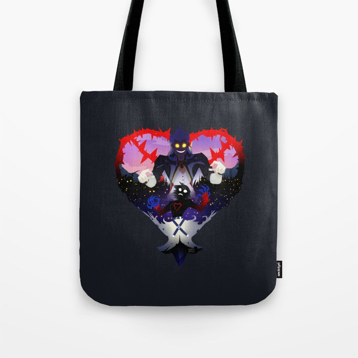Ansem The Not-So-Positive Influence Tote Bag