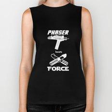 Force beats Phaser Biker Tank