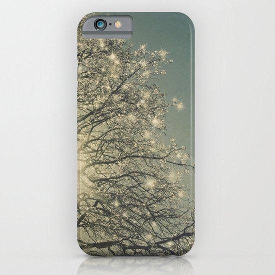 Winter Sparkle iPhone & iPod Case