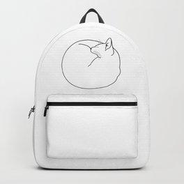 Fuzz Ball Backpack