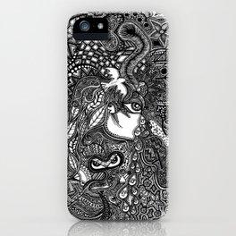 Maria iPhone Case