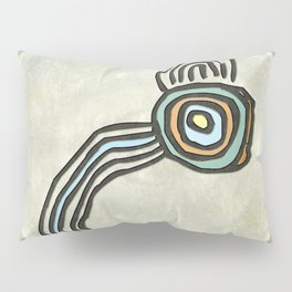 Tribal Maps - Magical Mazes #01 Pillow Sham