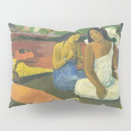 Arearea by Paul Gauguin Pillow Sham