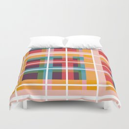 Geometric Shape 07 Duvet Cover