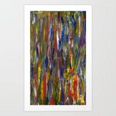 The Bathe Art Print