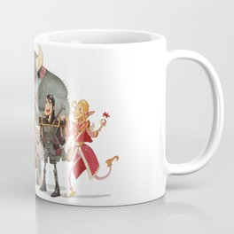 Dungeons and Dragons Coffee Mug