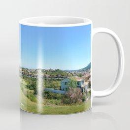Redhawk Golf Club Panorama Coffee Mug