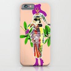 Girl in Utamaro Dress Slim Case iPhone 6s