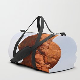 A Pictureque Rockformation Duffle Bag