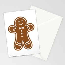 Gingerbread Hugs Stationery Cards