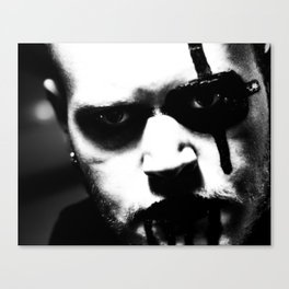 Villainous Canvas Print