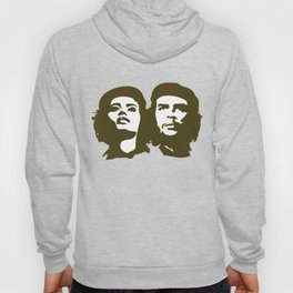 Che Guevara and the woman he loved Hoody