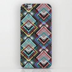 Diamonds + iPhone & iPod Skin