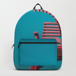 Red Chair in the Sky Backpack