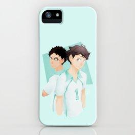 1 - 4 iPhone Case