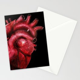 Why I aorta (II) Stationery Cards