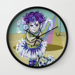 Bestiolas 3 (Little Creature) Wall Clock
