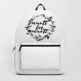 minutt for minutt floreal Backpack