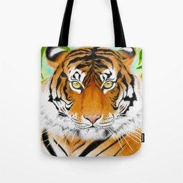 Wild Life - Tiger Tote Bag