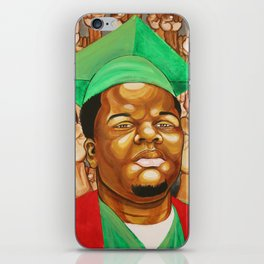 the Legacy of Mike Brown iPhone Skin