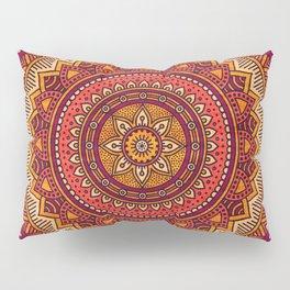 Hippie mandala 33 Pillow Sham
